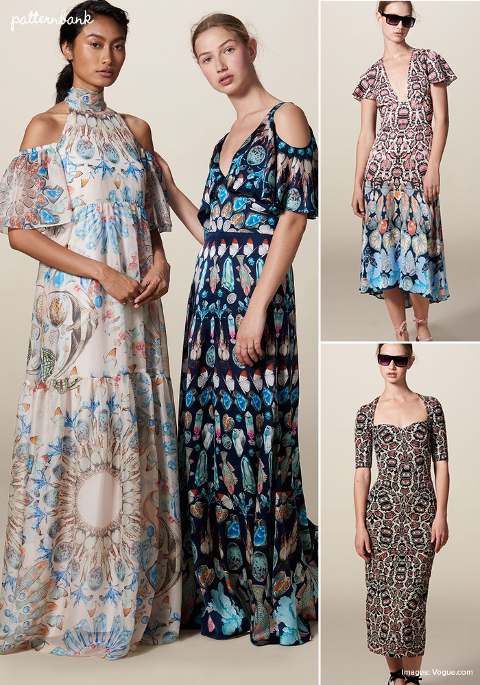 890a09701ec3 The Patternbank team bring you our print and pattern top ten Resort 2018  collections. Look out for our print and pattern trend analysis of all the  Resort 18 ...