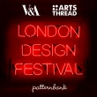 Arts Thread's 'Drop in Portfolio Review' at the V&A for London Design Festival 2017