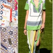 Tory Burch – Spring/Summer 2018 – RTW – New York Fashion Week – Print & Pattern Highlight