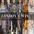 London Catwalk Print & Pattern Highlights – Fall 2018 Ready-to-Wear