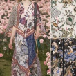 Tory Burch – Fall 2018 – RTW – New York Fashion Week – Print & Pattern Highlight
